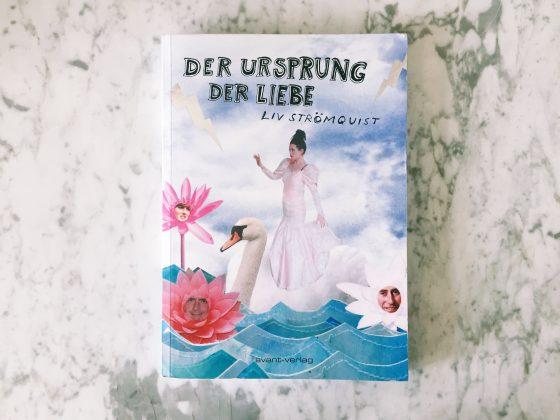 Cover von Liv Strömquist: Der Ursprung der Liebe